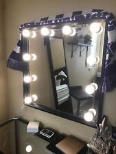Lo stile Hollywood Luci Led Vanità Specchio Kit Con Regolabile LAMPADINA (NO SPECCHIO)