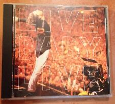 ☀️ Live Baby Live INXS CD USA -Never Tear Us Apart OOP BMG NO BARCODE