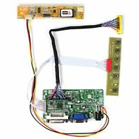 DVI VGA LCD driver board M.RT2281 work for 17.1inch LP171WP4 1440x900 LCD panel