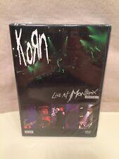 "Korn ""Live at Montreux 2004"" DVD (new)"