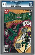 GREEN LANTERN #102 CGC 9.8 (3/78) DC white pages