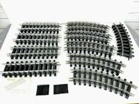 Bachmann Circus Train Tracks and Track Clips G Scale
