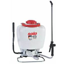 Solo 475 - 15 Litre Backpack Sprayer: Chlorine Cleaning, Disinfectants, Garden