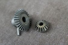 Rare Mite Tether Race Car Gears McCoy 19 Dooling 29 Racing Engine Real Cox CL