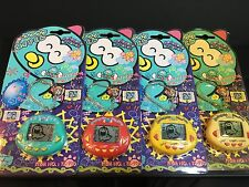 lot of 4 RakuRaku DinoKun Dinkie Dino Virtual Pet tamagotchi Digimon