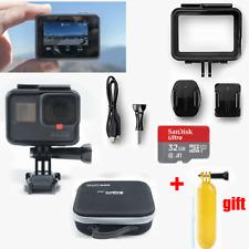 GoPro HERO 5 Waterproof 4K HD Camera Touch Screen 12MP + 32g Card + Gopro Bag jy