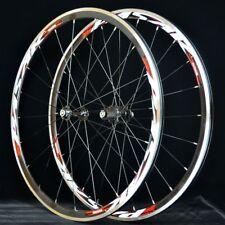 coppia ruote per bici da corsa in alluminio legerro 700C   [shimano]
