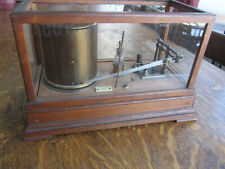 Antique Short Mason Barograph