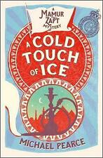 A Cold Touch of Ice (Mamur Zapt, Book 13) by Pearce, Michael, NEW Book, FREE & F