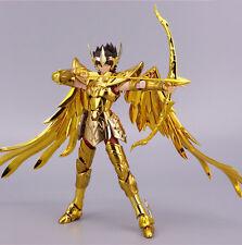 ST S-Temple Saint Seiya Cloth Myth EX Gold Sagittarius Aiolos metal Cloth