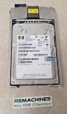 """HP ATLAS 15K II 36.4GB SATA 15000RPM 3.5"""" HDD w/ caddy BF03687B54, TESTED, FS!"""