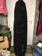 Dakine High Roller Snowboard Ski Bag ~ 175cm ~ Black ~ USED