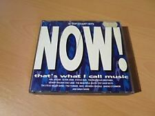252 NOW! That's What I Call Music 18 CD   Fatbox, booklet & original yellow foam