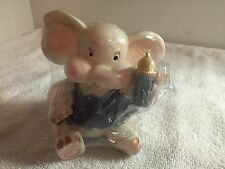 Very Cute Baby Elephant Figurine - Brand new/Never Used