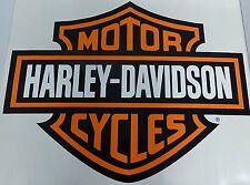 Harley Davidson Large Trailer / Wall Decal Sticker 37x29