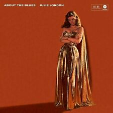 About the Blues by Julie London (Vinyl, May-2017, Wax Time)