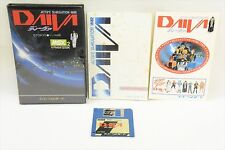 "MSX DAIVA STORY 5 MSX2 3.5"" 2DD Import Japan Video Game 1806 msx"