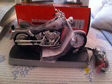 2003 Harley Davidson Fatboy Aniversary Telephone Display