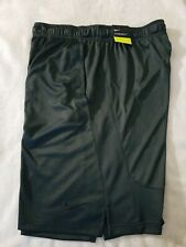 New Men's Nike Dry-Fit Athletic Short Size M Color Charcoal