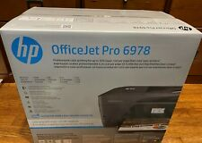 Hp OfficeJet Pro 6978 All-in-One Wireless Printer ✅ New In Box, Sealed