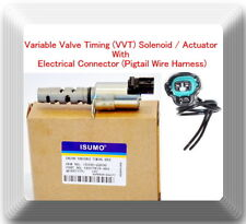 Engine Variable Timing Solenoid Actuator W/ Connector Fits: Vibe Prizm Toyota