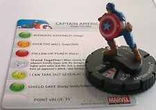 CAPTAIN AMERICA 003 Chaos War Fast Forces Marvel Heroclix