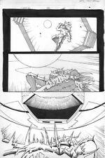 Cable #86 p.19, art by Esad Ribic Comic Art