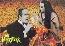 THE MUNSTERS ALL NEW SERIES 2 1998 DART PROMO CARD 2/3 TORONTO SPORTSCARD EXPO