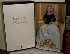 #7853 RARE NRFB Mattel Festive & Fabulous Christmas Barbie Club Doll