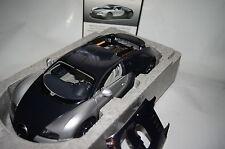 Bugatti veyron 16.4 super sport 2010 dkl. bleu/argent 1:18 AUTOart NOUVEAU & OVP 70939