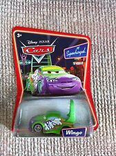 PIXAR CARS SUPERCHARGED WINGO NEVER OPENED NEW MINT