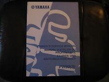 Werkstatthandbuch Yamaha PW 80 (S) - 2004