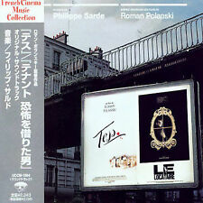 Tess/Le Locataire [Original Soundtrack] by Philippe Sarde (CD JAPAN IMPORT)