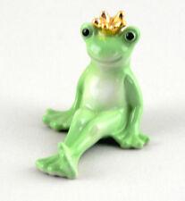 Porzellan Wagner&Apel Froschkind Frosch Froschkönig 6x7x6cm 42046