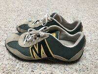 Merrell Sprint Blast Suede Green Stone Suede Running Hiking Shoes 7