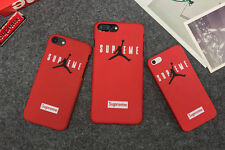 Air Jordan X Supreme Phone Case & Cover for iPhone 7 and iPhone 7s Design cover