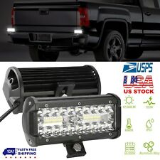 7 inch LED Work Light Bar Flood Spot Beam Offroad SUV Driving Fog Light US SHIP