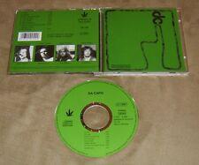 Da capo same 1st ALBUM CD 1972/2005 ORIGINALE Garden of Delights crauti Rock ***