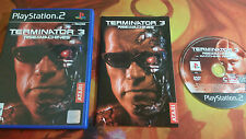 TERMINATOR 3 RISE OF THE MACHINES PLAYSTATION 2 PS2 ENVÍO 24/48H