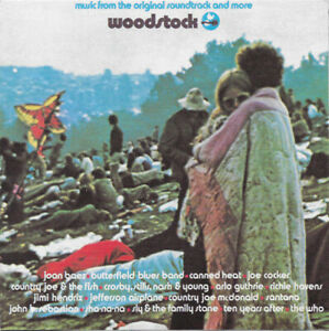 Various – Woodstock: Music From The Original Soundtrack And More - 2 CD