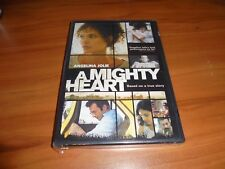 A Mighty Heart (DVD, Widescreen 2009) Angelina Jolie, Dan Futterman NEW