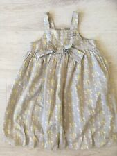 VERTBAUDET GIRL'S BUBBLE DRESS GREY AGE 3 YEARS PARTY E3