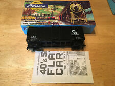 Athearn Trains in Miniature C&O Box Car 17852