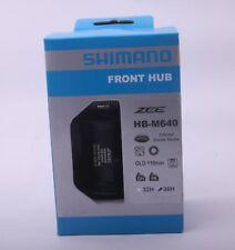 Shimano Zee HB-M640 Wheel Hub 36 Hole 0 25/32x4 11/32in Boost Disc Brake - New