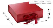 Large plain Keepsake Box Gift Blank 30cmx30cm Christmas eve box Xmas day box