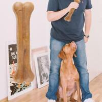 8 inch Compressed Rawhides Dog Bones Chewing Snack Food Treats Teething Toy N#S7