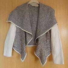 Waist Length Wool Blend Formal Blazers for Women
