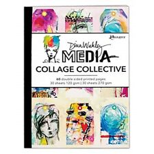 Dina Wakley Media Mixed Media Collage Collective-