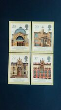 1990 EUROPA AND GLASGOW CITY OF CULTURE STAMPS PHQ CARDS WITH A GLASGOW F.D.I.