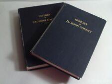 HISTORY OF JACKSON COUNTY, MINNESOTA - VOLUME 1 and 2 (Hardcover)